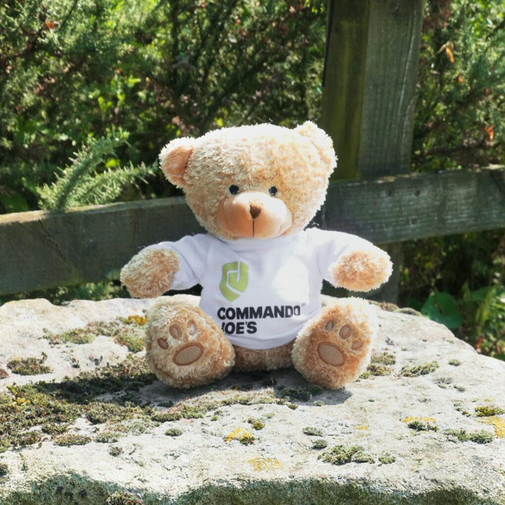 Commando Joe's Teddy Bear
