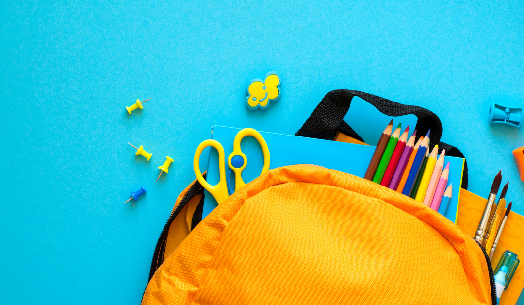 Returning to School: How to Tackle Back to School Anxiety